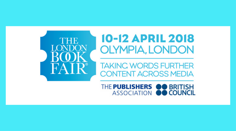 The London Book Fair 2018
