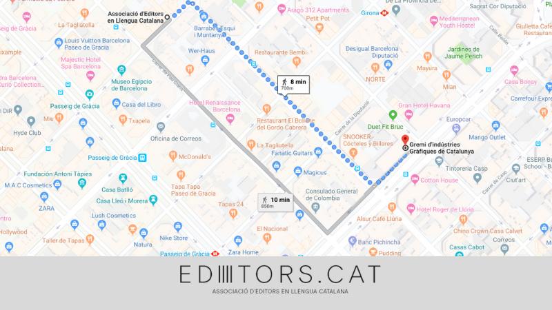 Mapa EDITORS.CAT